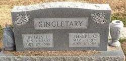 Joseph C Singletary