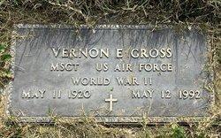 MSGT Vernon E Gross