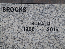 "Ronald ""Ron"" Brooks"
