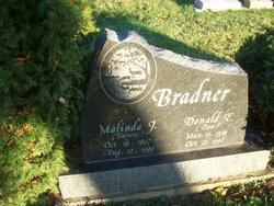 Malinda Jean <I>Swyers</I> Bradner