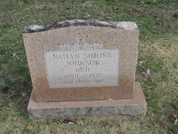 Natlyn <I>Simons</I> Johnson