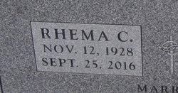 Bertha Rhema <I>Colwell</I> Gobert