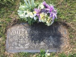 Valerie Denise Nicholson