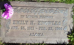 Emily H. Knowles