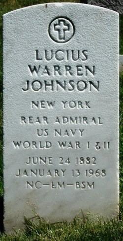 Lucis Warren Johnson