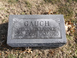 Clarence H Gauch