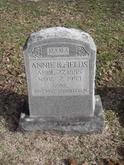 Annie B Fields