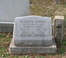 Kenneth Cherry
