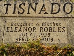 Eleanor <I>Robles</I> Tisnado