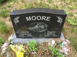 Cecile <I>Jawbone</I> Moore