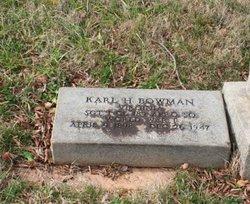 Karl H. Bowman