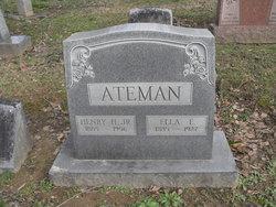 Ella E Ateman