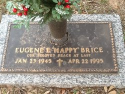"Eugene E ""Happy"" Brice"