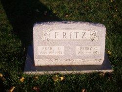Pearl E <I>Stull</I> Fritz