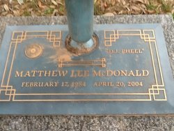 Matthew Lee McDonald