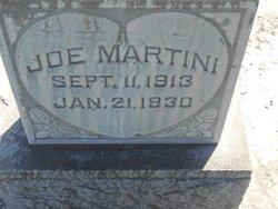 Joe Martini