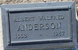 Albert Walfred Anderson