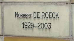 Norbert De Roeck