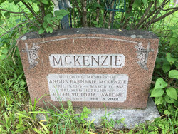 Helen Victoria <I>Jawbone</I> McKenzie