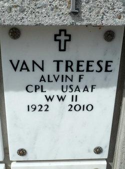 Alvin F. Van Treese