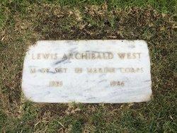 Lewis Archibald West