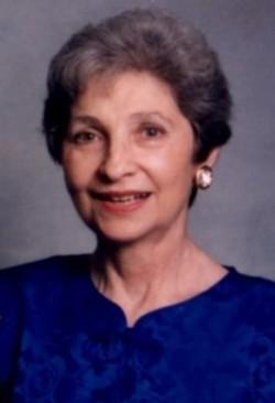 Virginia Evangeline <I>Brown</I> Spence