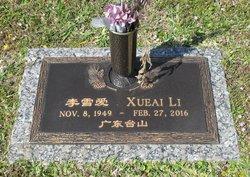 Xueai Li