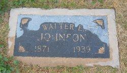 Walter Ely Johnson