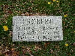 Jennie Gertrude <I>Probert</I> Stein