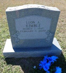 Leon A. Kimble