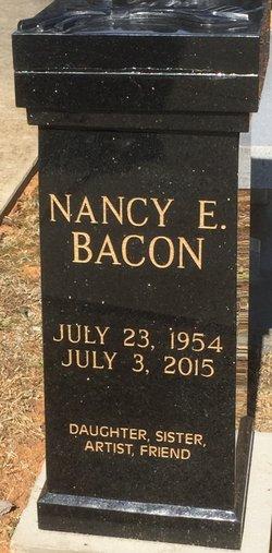 Nancy E Bacon