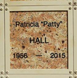 "Patricia ""Patty"" Hall"
