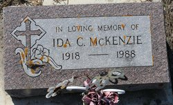 Ida C. McKenzie