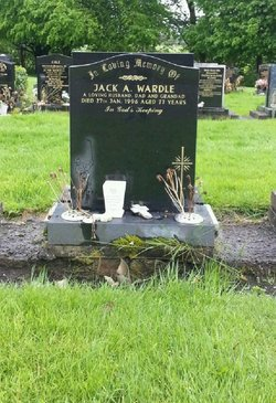 Jack A Wardle