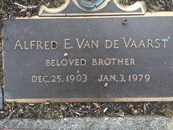 Alfred E Van de Vaarst