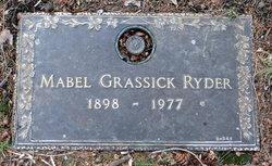 Mabel Grassick Ryder