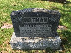 William W. Notman