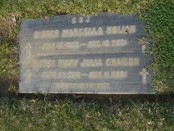 Sr Mary Julia Chaison