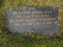 Sr Mary Elizabeth Eickhoff