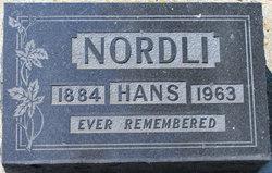 Hans Nordli