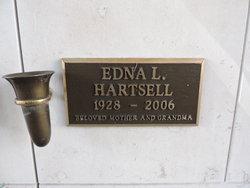 Edna L. <I>Ogburn</I> Hartsell