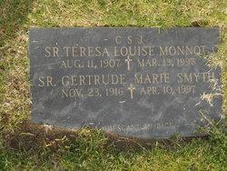 Sr Teresa Louise Monnot