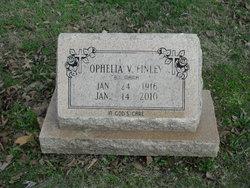 Ophelia V Finley