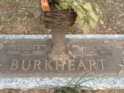 Sybil D Burkheart