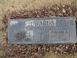 Albert J Edwards