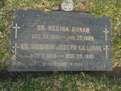 Sr Regin Nunan