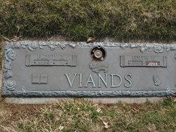 Edith E. <I>Unger</I> Viands