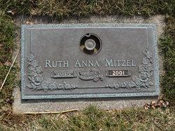 Ruth Anna Mitzel