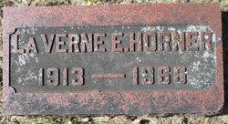 LaVerne E Horner