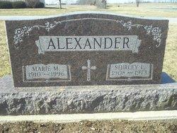 Marie <I>Dubeansky</I> Alexander